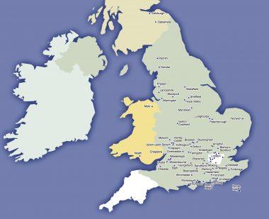 AFWM Clients Map