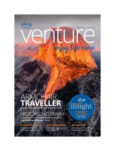 AFWM Venture March - August 2020