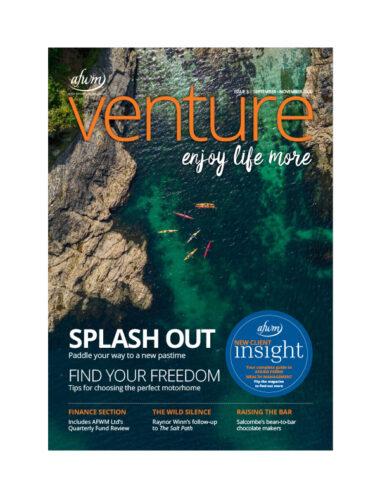 AFWM Venture September - November 2020