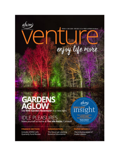 AFWM Venture December 2020 - February 2021