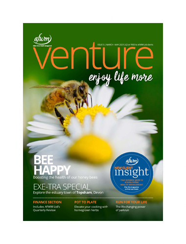 AFWM Venture March - May 2021