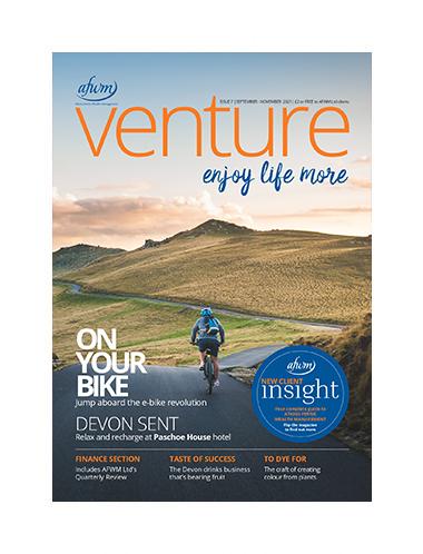 AFWM Venture September - November 2021